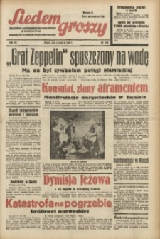 Siedem Groszy, 1938, R. 7, nr 338