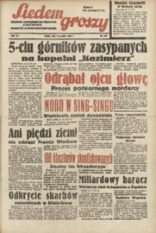 Siedem Groszy, 1938, R. 7, nr 345