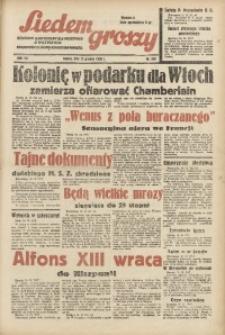Siedem Groszy, 1938, R. 7, nr 346