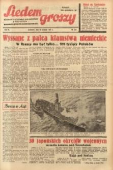 Siedem Groszy, 1937, R. 6, nr 221