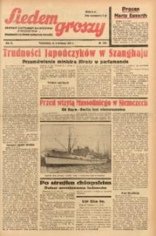 Siedem Groszy, 1937, R. 6, nr 246
