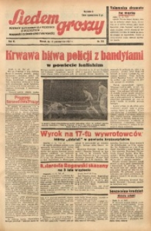 Siedem Groszy, 1937, R. 6, nr 282