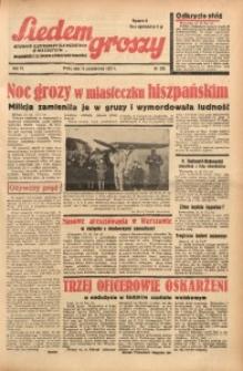 Siedem Groszy, 1937, R. 6, nr 283