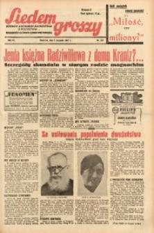 Siedem Groszy, 1937, R. 6, nr 307