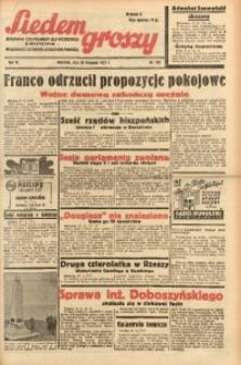 Siedem Groszy, 1937, R. 6, nr 328