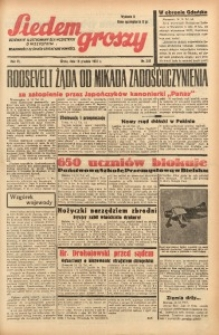 Siedem Groszy, 1937, R. 6, nr 346