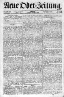 Neue Oder-Zeitung, 1853, No 152