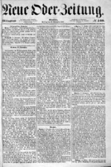Neue Oder-Zeitung, 1853, No 540