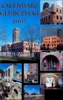 Kalendarz Głubczycki 2007.