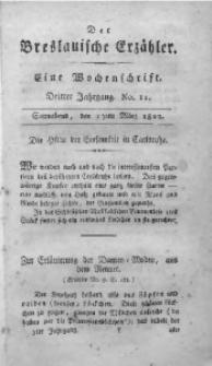 Der Breslauische Erzähler, 1802, Jg. 3, No. 11