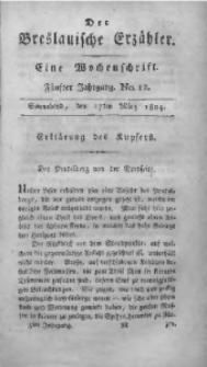 Der Breslauische Erzähler, 1804, Jg. 5, No. 12