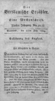 Der Breslauische Erzähler, 1804, Jg. 5, No. 30