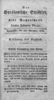 Der Breslauische Erzähler, 1804, Jg. 5, No. 50