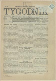 """Tygodnik : wydanie tygodniowe """"Robotnika Śląskiego"""" [...], 1921, Nry 8-9, 20"""