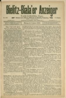 Bielitz-Biala'er Anzeiger, 1910, Nry 2092-2164
