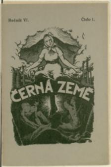 Černá země, 1929/30, Nry 1-9/10
