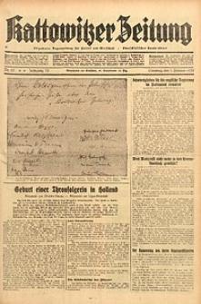 Kattowitzer Zeitung, 1938, Jg. 70, Nr. 25