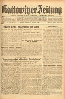 Kattowitzer Zeitung, 1938, Jg. 70, Nr. 49