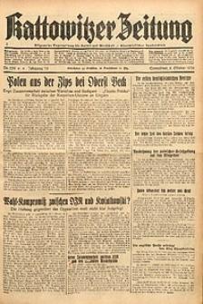 Kattowitzer Zeitung, 1938, Jg. 70, Nr. 258
