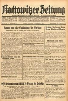 Kattowitzer Zeitung, 1938, Jg. 70, Nr. 265