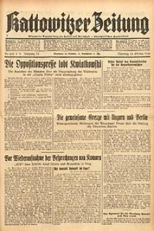 Kattowitzer Zeitung, 1938, Jg. 70, Nr. 268