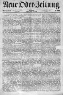 Neue Oder-Zeitung, 1853, No 293