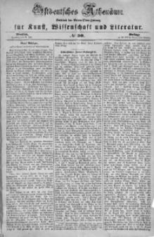 Ostdeutsches Athenäum, 1855, No 30