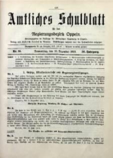 Amtliches Schulblatt für den Regirungsbezirk Oppeln, 1915, Jg. 3, Nr. 24