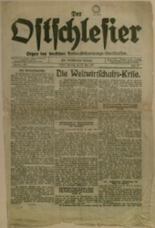 Der Ostschlesier, 1920, Nry 62, 87, 94, 100-101