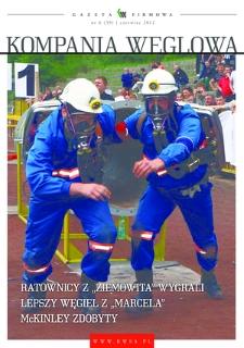 Kompania Węglowa, 2012, nr6 (39)