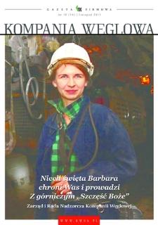Kompania Węglowa, 2013, nr10 (54)