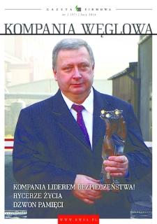 Kompania Węglowa, 2014, nr2 (57)