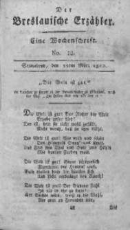 Der Breslauische Erzähler, 1800, Jg. 1, No. 12