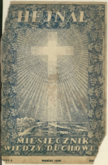 Hejnał, 1939, Nr 3