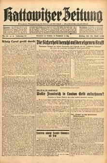 Kattowitzer Zeitung, 1938, Jg. 70, Nr. 94