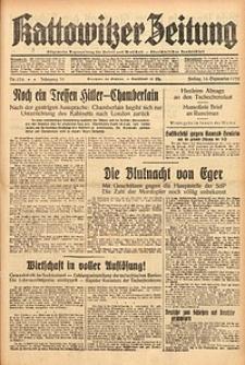 Kattowitzer Zeitung, 1938, Jg. 70, Nr. 236