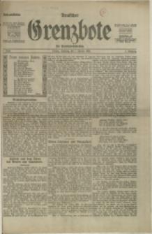 Deutscher Grenzbote für Polnisch-Schlesien, 1922, Nry 1-53