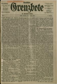 Deutscher Grenzbote für Polnisch-Schlesien, 1930, Nry 1-52