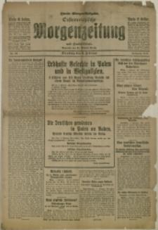 Oesterreichische Morgenzeitung und Handelsblatt, 1915, Nry 33, 38, 41, 53-55, 59, 62, 65, 126-127, 131, 168, 173-174, 181-197, 199-315, 317-357, 359-363