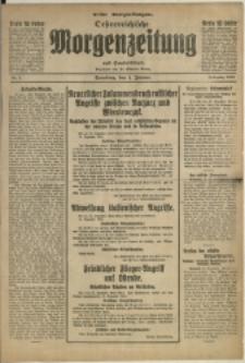 Oesterreichische Morgenzeitung und Handelsblatt, 1916, Nry 1-71, 73-265, 267-355, 357-361