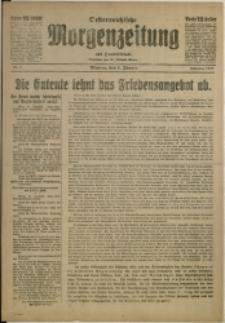 Oesterreichische Morgenzeitung und Handelsblatt, 1917, Nry 1-40, 42-293, 295-348, 350-355