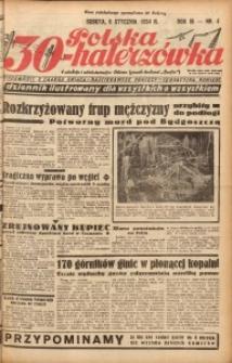 Polska 30-halerzówka, 1934, R. 3, nr 4