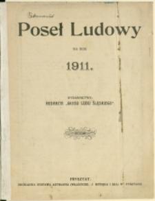 Poseł Ludowy na Rok 1911