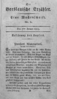 Der Breslauische Erzähler, 1809, Jg. 10, No. 2