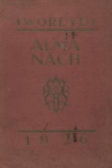 Polska towarzyska. Almanach 1926. - Wyd. 2