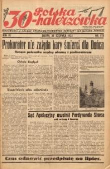 Polska 30-halerzówka, 1934, R. 3, nr 176