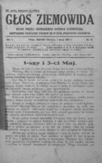 Głos Ziemowida, 1925, R. 1, nr 11