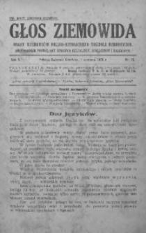Głos Ziemowida, 1925, R. 1, nr 13