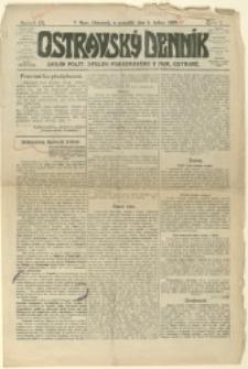 Ostravský denník, 1909, Nry 2, 206