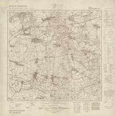Sibyllenort (Szczodre). Arkusz nr 2829 [4869] - 1943 r.